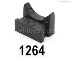 Wltoys 14401 Parts-Motor seat clamp-14401.1264,Wltoys 14401 1/14 Parts,Wltoys 14401 RC Car Parts