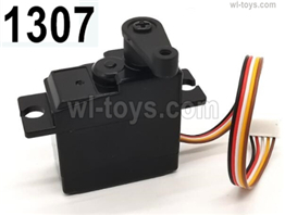 Wltoys 14401 Parts-Servo-Official 6kg Servo-14401.1307,Wltoys 14401 1/14 Parts,Wltoys 14401 RC Car Parts
