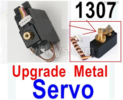 Wltoys 14401 Parts-Upgrae Metal Servo,Wltoys 14401 1/14 Parts,Wltoys 14401 RC Car Parts