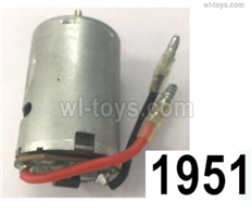 Wltoys 14401 Parts-Motor-550 Brush Motor,Wltoys 14401 1/14 Parts,Wltoys 14401 RC Car Parts