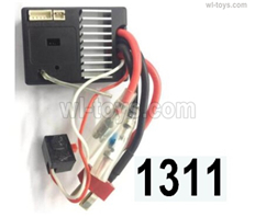 Wltoys 14401 Parts-Receiver board,Circuit board-14401.1311,Wltoys 14401 1/14 Parts,Wltoys 14401 RC Car Parts