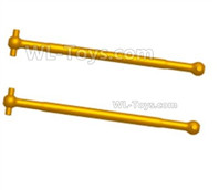 Wltoys 14401 Parts-Universal drive shaft set(2pcs)-2.5x66.7mm-14401.1282,Wltoys 14401 1/14 Parts,Wltoys 14401 RC Car Parts