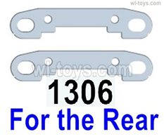 Wltoys 14401 Parts-Reinforcement piece for the Rear swing arm-2pcs-14401.1306,Wltoys 14401 1/14 Parts,Wltoys 14401 RC Car Parts