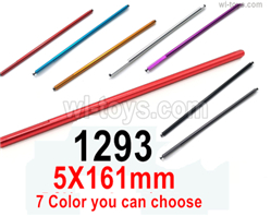 Wltoys 14401 Parts-Central transfer shaft-5x161mm-14401.1293,Wltoys 14401 1/14 Parts,Wltoys 14401 RC Car Parts