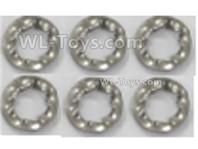 Wltoys 14401 Parts-Gasket 63X4X0.5mm-6pcs-14401.1312,Wltoys 14401 1/14 Parts,Wltoys 14401 RC Car Parts