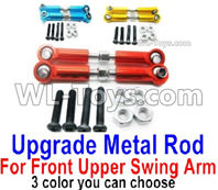 Wltoys 14401 Parts-Upgrade Metal Rod for the Front and Upper Swing Arm-2pcs-3 Color you can choose,Wltoys 14401 1/14 Parts,Wltoys 14401 RC Car Parts