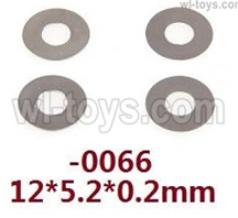 Wltoys 14401 Parts-Gasket-12X5.2X0.2-4pcs-12428.0066,Wltoys 14401 1/14 Parts,Wltoys 14401 RC Car Parts