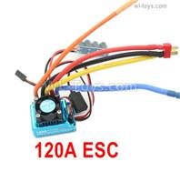 Wltoys 144001 Upgrade Parts ESC Board. 120A current.