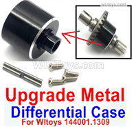 Wltoys 144001 Upgrade Metal Differential Case. 144001.1309.