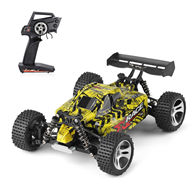WLtoys 18401 rc car,Truck rock crawler racing buggy,1/18 Wltoys 18401 High speed 1/18 1:18 Full-scale rc racing car,1: 18 Nini Electric four-wheel-climbing car with Brake Function Wltoys-Car-All
