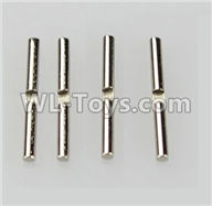 Wltoys 18401 Differential Hinge Pin(1.5mmX16mm)-4pcs-A949-51,Wltoys 18401 RC Crawler Car Spare Parts Replacement Accessories,1:18 18401 6wd rc rock racing car Parts,On Road Drift Racing Truck Car Parts