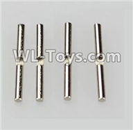 Wltoys 18403 Parts-A949-51 Differential Hinge Pin(1.5mmX16mm)-4pcs,Wltoys 18403 RC Crawler Car Spare Parts Replacement Accessories,1:18 18403 4wd rc rock racing car Parts,On Road Drift Racing Truck Car Parts