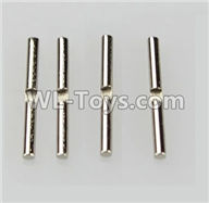 Wltoys 18405 Parts-A949-51 Differential Hinge Pin(1.5mmX16mm)-4pcs,Wltoys 18405 RC Crawler Car Spare Parts Replacement Accessories,1:18 18405 4wd RC rock racing car Parts,On Road Drift Racing Truck Car Parts