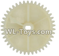 Wltoys 18429 Parts-44T Reduction gear,Wltoys 18429 RC Car Spare Parts Replacement Accessories,1:18 Scale 4wd,2.4G 18429 rc racing car Parts,On Road Drift Racing Truck Car Parts