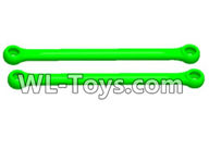 Wltoys 18429 Parts-Rear axle Rod(2pcs)-Green,Wltoys 18429 RC Car Spare Parts Replacement Accessories,1:18 Scale 4wd,2.4G 18429 rc racing car Parts,On Road Drift Racing Truck Car Parts