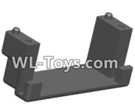 Wltoys 18429 Parts-Servo seat,Wltoys 18429 RC Car Spare Parts Replacement Accessories,1:18 Scale 4wd,2.4G 18429 rc racing car Parts,On Road Drift Racing Truck Car Parts