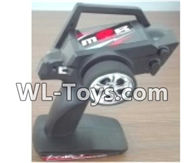 Wltoys 18429 Parts-Transmitter,Remote control,Wltoys 18429 RC Car Spare Parts Replacement Accessories,1:18 Scale 4wd,2.4G 18429 rc racing car Parts,On Road Drift Racing Truck Car Parts