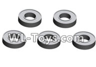 Wltoys 18429 Spare Parts-80-02 A929-43 Ball bearing-6X10X3(4pcs),Wltoys 18429 RC Car Spare Parts Replacement Accessories,1:18 Scale 4wd,2.4G 18429 rc racing car Parts,On Road Drift Racing Truck Car Parts