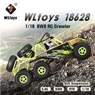 WLtoys 18628 rc car, rock crawler racing buggy,Wltoys 18628 High speed 1:18 Full-scale rc racing car,1: 18 Nini Electric four-wheel-climbing car with Brake Function,Wltoys 18628 Rc Crawler Car Spare Parts Replacement Accessories,1/18 18628 6wd rc rock Wltoys-Car-All