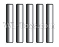 Wltoys 20402 Parts-1523 Optical axis(4pcs)-1.5X8mm,1/20 Wltoys 20402 RC Car Spare Parts Replacement Accessories