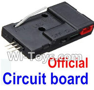 Wltoys A202 A212 A222 PartsReceiver board,-Circuit board,Wltoys A202 A212 A222 1/24 Mini rc Drift Car Parts desert Off Road Buggy parts