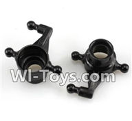 Wltoys A202 A212 A222 Parts-Right steering Cup,Wltoys A202 A212 A222 1/24 Mini rc Drift Car Parts desert Off Road Buggy parts