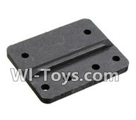 Wltoys A242 A252 Parts-76 Front Bump plate(Can only be used for WLtoys A242 A252 Car),Wltoys A202 A212 A222 1/24 Mini rc Drift Car Parts desert Off Road Buggy parts