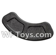 Wltoys A242 A252 Parts-Front Crash Board(Can only be used for WLtoys A242 A252 Car) For Wltoys A242 A252 1:24 rc Drift Car Parts desert Off Road Buggy parts