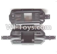 Wltoys A303 Parts-Car bottom frame unit,1/12 Wltoys A303 RC Car Spare Parts Replacement Accessories