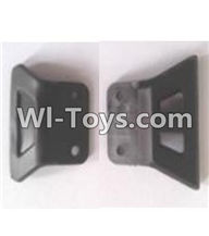 Wltoys A303 Parts-Front and Rear Anti-Crash unit,1/12 Wltoys A303 RC Car Spare Parts Replacement Accessories