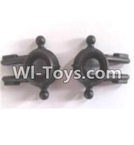 Wltoys A303 Parts-Steering cup(2pcs),1/12 Wltoys A303 RC Car Spare Parts Replacement Accessories