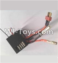 Wltoys A303 Parts-Three-in-one Circuit board,Receiver board,1/12 Wltoys A303 RC Car Spare Parts Replacement Accessories