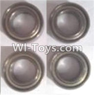 Wltoys A303 bearings Parts-A929-44 Ball bearings(4pcs)-8X14X4mm,1/12 Wltoys A303 RC Car Spare Parts Replacement Accessories