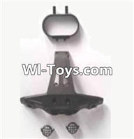 Wltoys A313 Parts-Front Anti-Crash unit,1/12 Wltoys A313 RC Car Spare Parts Replacement Accessories