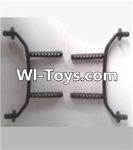 Wltoys A313 Parts-Car shell column,1/12 Wltoys A313 RC Car Spare Parts Replacement Accessories