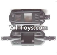 Wltoys A313 Parts-A303-04 Car bottom frame unit,1/12 Wltoys A313 RC Car Spare Parts Replacement Accessories