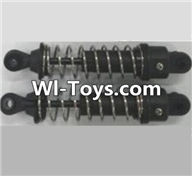Wltoys A313 Parts-A303-40 Shock absorber assembly(2pcs)-Short,1/12 Wltoys A313 RC Car Spare Parts Replacement Accessories