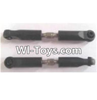 Wltoys A313 Parts-Long Rod Unit(2pcs),1/12 Wltoys A313 RC Car Spare Parts Replacement Accessories