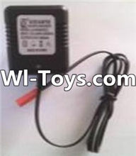Wltoys A313 Parts-Charger,1/12 Wltoys A313 RC Car Spare Parts Replacement Accessories
