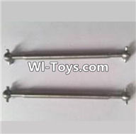 Wltoys A323 Parts-Dog Bone Parts(2pcs),1/12 Wltoys A323 RC Car Spare Parts Replacement Accessories