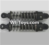 Wltoys A323 Parts-Shock absorber assembly(2pcs)-long-A303-40 ,1/12 Wltoys A323 RC Car Spare Parts Replacement Accessories