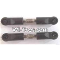 Wltoys A323 Parts-Short Rod Unit(2pcs),1/12 Wltoys A323 RC Car Spare Parts Replacement Accessories