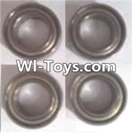 Wltoys A323 bearings Parts- Ball bearings(4pcs)-8X14X4mm,1/12 Wltoys A323 RC Car Spare Parts Replacement Accessories