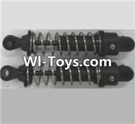 Wltoys A333 Parts-Shock absorber assembly(2pcs)-Medium-A333-01,1/12 Wltoys A333 RC Car Spare Parts Replacement Accessories