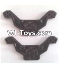 Wltoys A333 Parts-Anti-Shock frame(2pcs),1/12 Wltoys A333 RC Car Spare Parts Replacement Accessories