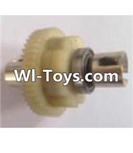 Wltoys A333 Parts-Differential,1/12 Wltoys A333 RC Car Spare Parts Replacement Accessories