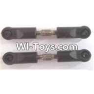 Wltoys A333 Parts-Short Rod Unit(2pcs),1/12 Wltoys A333 RC Car Spare Parts Replacement Accessories