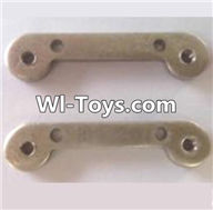 Wltoys A333 Parts-Front Arm(2pcs),1/12 Wltoys A333 RC Car Spare Parts Replacement Accessories
