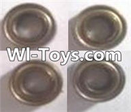 Wltoys A333 bearings Parts-Ball bearings(4pcs)-5X10X4mm,1/12 Wltoys A333 RC Car Spare Parts Replacement Accessories