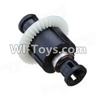 Wltoys A949 Parts-Differentials for the Front or Rear tire,Wltoys A949 RC Car Parts ,Wltoys 1/18 rc Truck and rc racing car Replace Parts